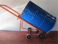 עגלה לשינוע והיפוך חביות DA-31